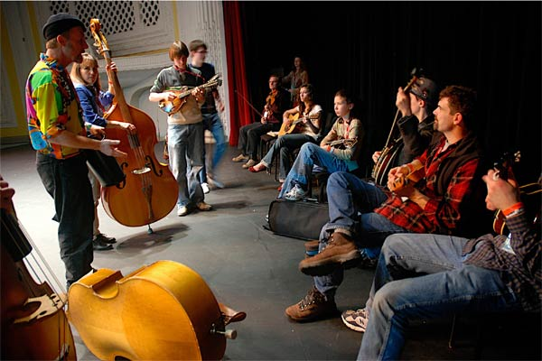 Bellevue Wintergrass Festival | Bellevue.com