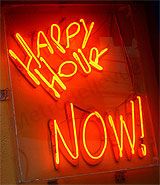 best Bellevue happy hours